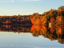 Осень в Нью-Джерси глазами экскурсовода Дениса.