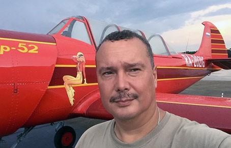 В Америку со своим самолетом. Интервью с пилотом Евгением Комаровым