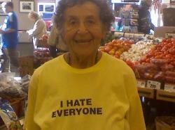 Добрая бабуля. Как определить уровень вашей депрессии?