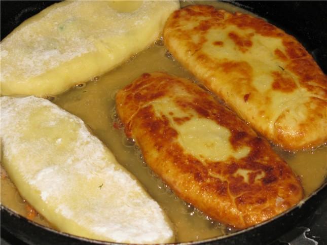 Украинская кухня. Картопляники.