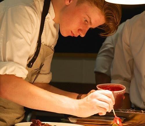 16-летний шеф-повар открывает ресторан в Нью-Йорке