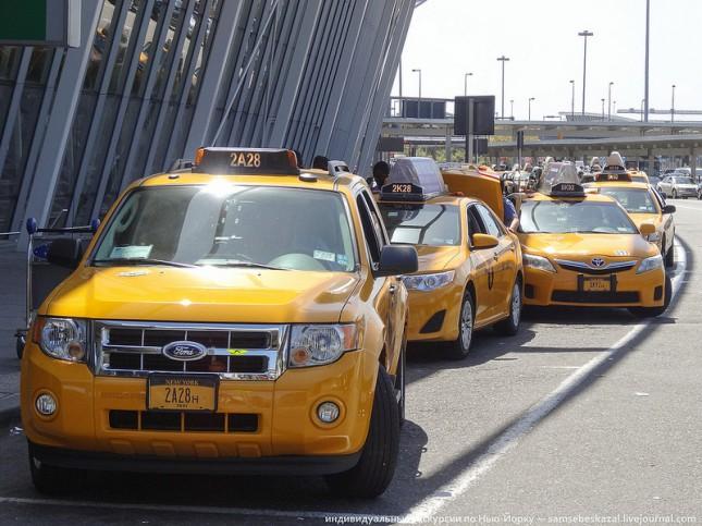 Правдивый рассказ о нелегальных такси