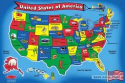 """Oklahoma  Происходит от выражения индейцев Чоктау """"okla humma"""", что значит """"красные люди"""". okla - люди, humma - красные."""