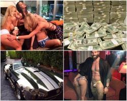 Сволочь: Жизнь плейбоя, миллионера и звезды покера в Instagram