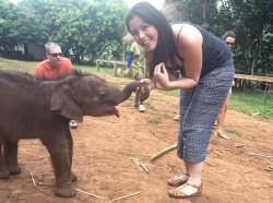 Моника, Моника, поиграем в слоника?