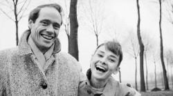 У второго мужа Одри Хепберн  была русская жена Елизавет Михайловна Сухотина или Лайза Сухотин