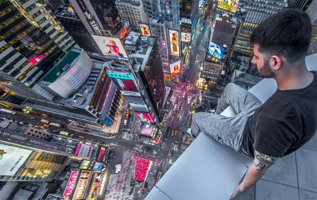 На вершине Нью–Йорка