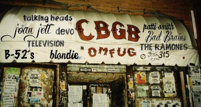 Клуб CBGB возродится в аэропорту Нью Джерси