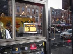 Ловкий маркетинг: Сожалеем, но мы пьяны