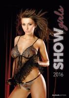 Эротический календарь Show Girls 2016