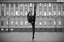 Красота и грация+соблазнительнеы формы=балетная фотография