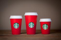 Как Starbucks похитил Рождество -  двойная акция Starbucks