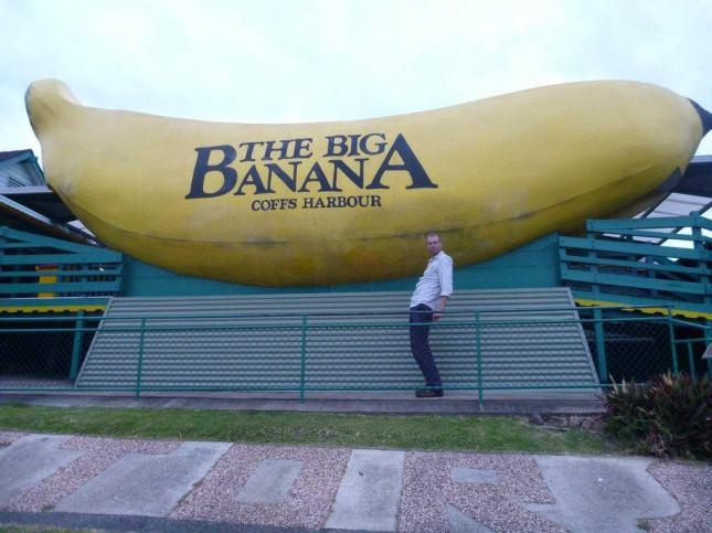 Банановый город