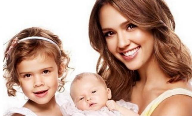 Как молодая мама Джесика Альба построила выдающийся бизнес