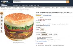 Стиль мебели - гамбургер... То ли еще будет...