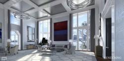 Самый дорогой дом Манхэттена поступил в продажу по цене $ 130MILLION