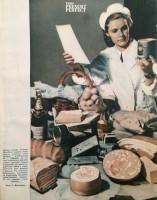 Реклама  стола заказов 1953