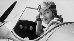 Реинкарнация... Не веришь?  Пилот ВМС США периода Второй Мировой войны...