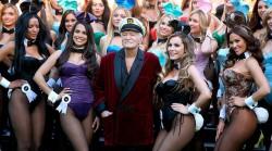 90 лет Хью Хефнеру — создателю журнала Playboy