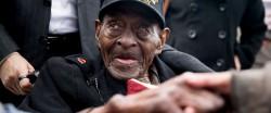 В возрасте 110 лет скончался самый старый ветеран Второй Мировой в США