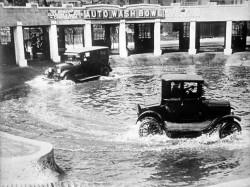 Мойка, 1924 год, США