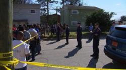 12 офицеров ранены, таковы итоги протестов в северной Каролине