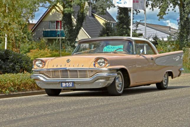 Chrysler Windsor 2-door Hardtop 1957
