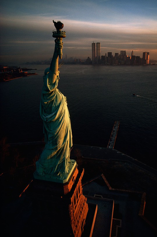 Inmortal views of New York City