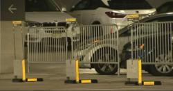 Garden State Plaza в Нью-Джерси предлагает бронировать места на парковке. Видео