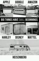 Начать преуспевающий бизнес можно даже в сарае