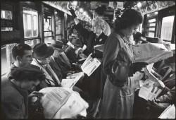 Подземка в Нью Йорке, 1950–е годы, США