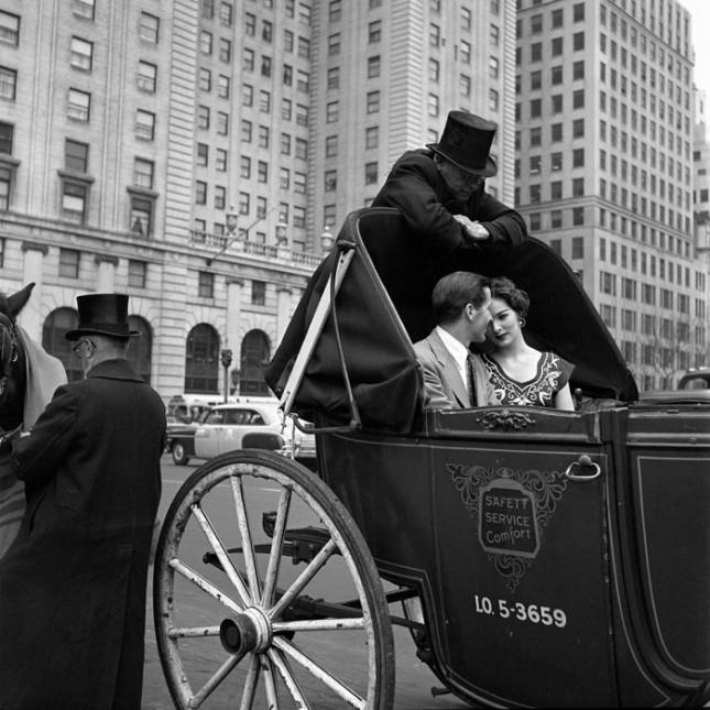 Нью–Йорк, 1953 год, США