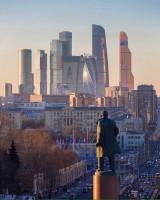 Ленин видел светлое будущее