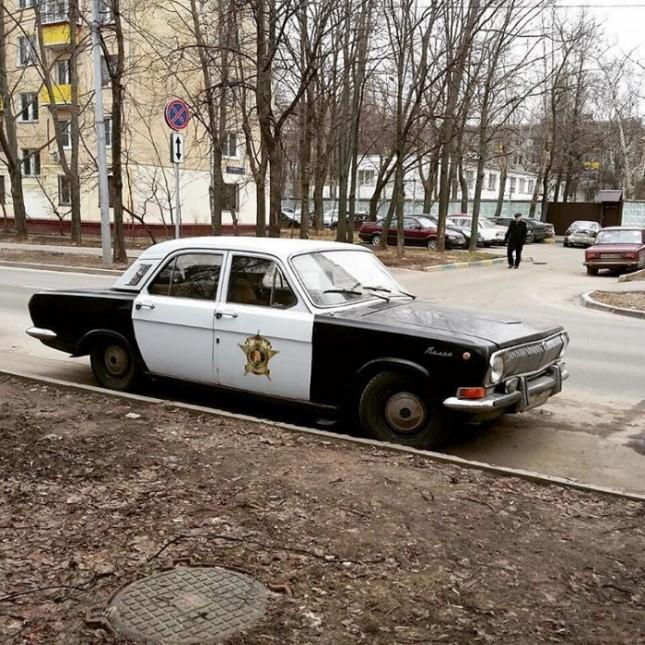 Шериф графства Тверь