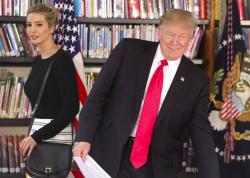 Самая популярная в Японии внешность для переделки лица - под Иванку Трамп.