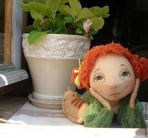 Кукла для сбычи мечт от Светы Фадеевой