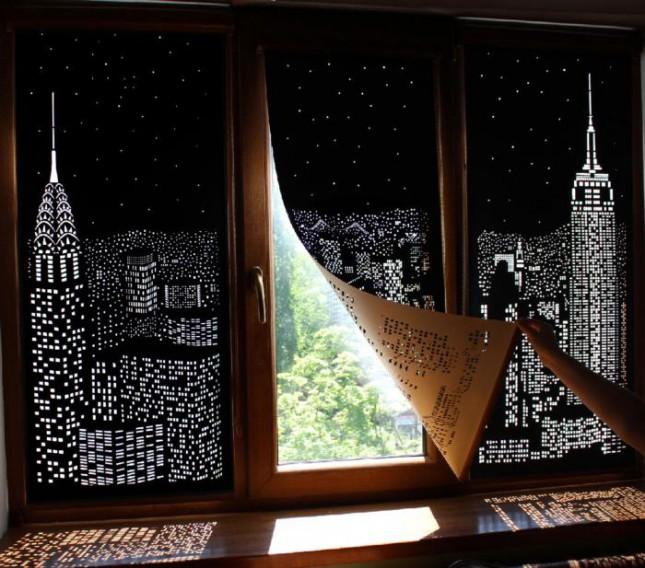 Иллюзия...Ночной город