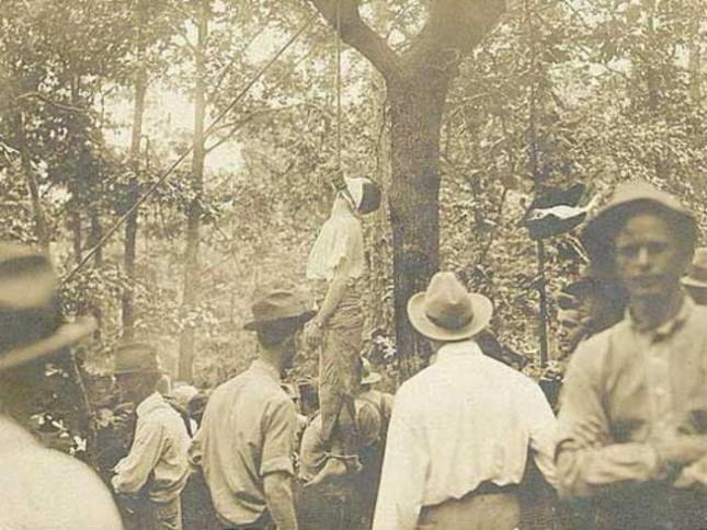 История линчевания евреев в Америке