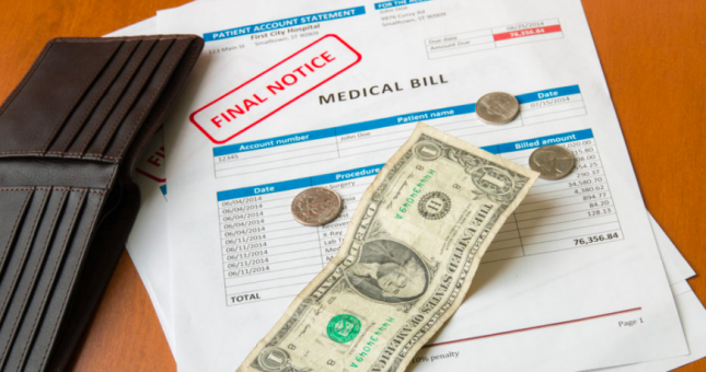 Как уменьшить счет за лечение в американской больнице