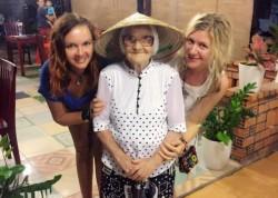 89 лет:  «Если очень захотеть, можно в космос полететь!»