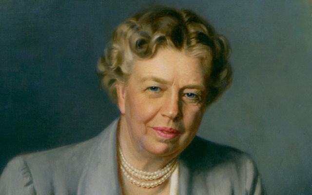 Элеоноры Рузвельт: «Мелкие умы обсуждают людей. Средние умы обсуждают события. Великие умы обсуждают идеи».