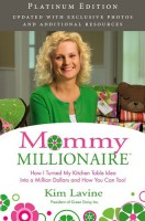 Бизнес-леди и мама двоих сыновей Ким Левин                                   О том, как «кухонную» идею удалось превратить в миллион долларов