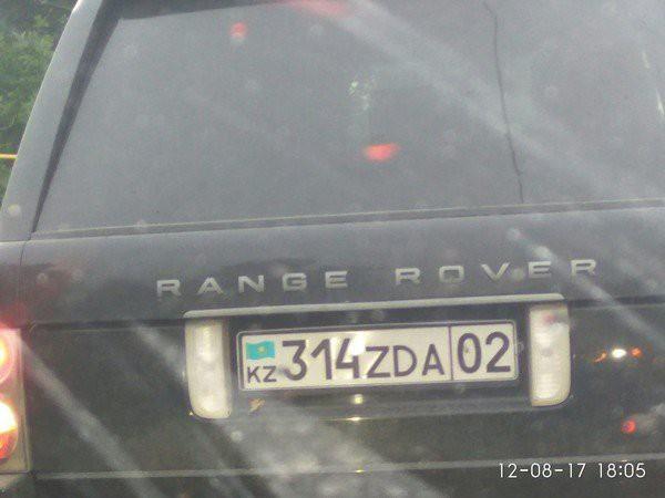 Клуб знатоков из Казахстана. Машина президента
