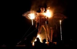 в Неваде начался фестиваль самовыражения Burning Man
