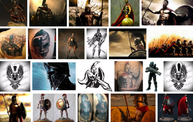 300 спартанцев  и бизнес