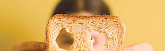 Как перестать лопать булки и хлеб?