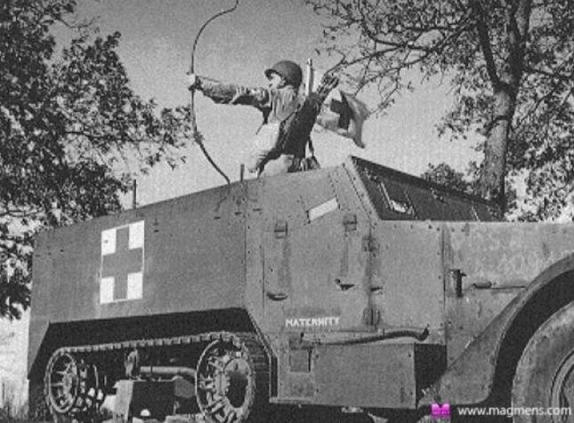 Подполковник Джек Черчилль
