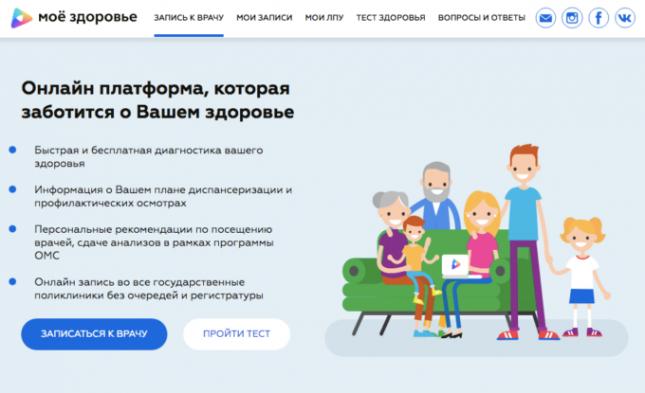 Петербургский медицинский стартап «Моё здоровье» привлёк $500 тысяч при оценке в $2 млн