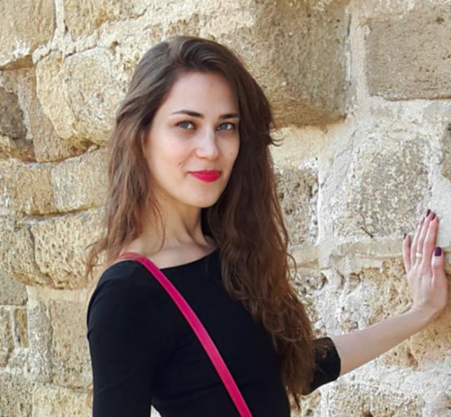 Ирина Лешкевич  из Беларуси, которая  живет в Чикаго и ведет свой блог