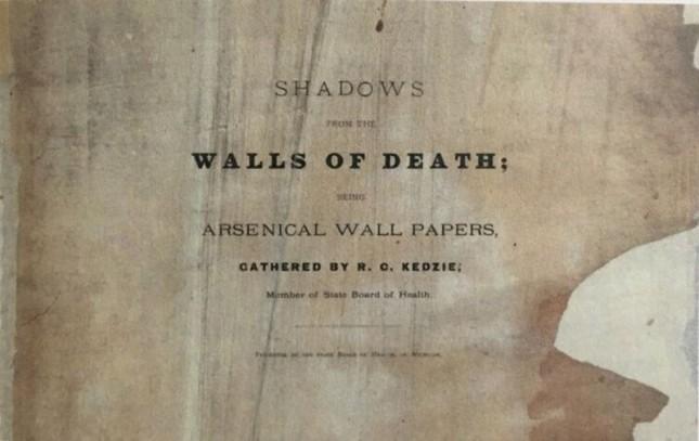 Тени стен смерти — самая опасная книга в мире